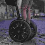 Smart electric scooters for everyday need